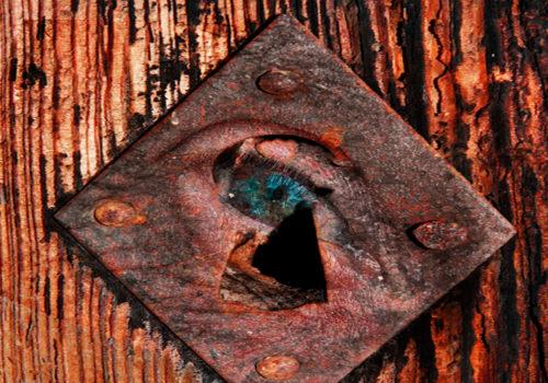 el ojo en la cerradura del narrador cámara