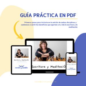 Guía práctica de Escritura y Meditacición de Isabel Cañelles