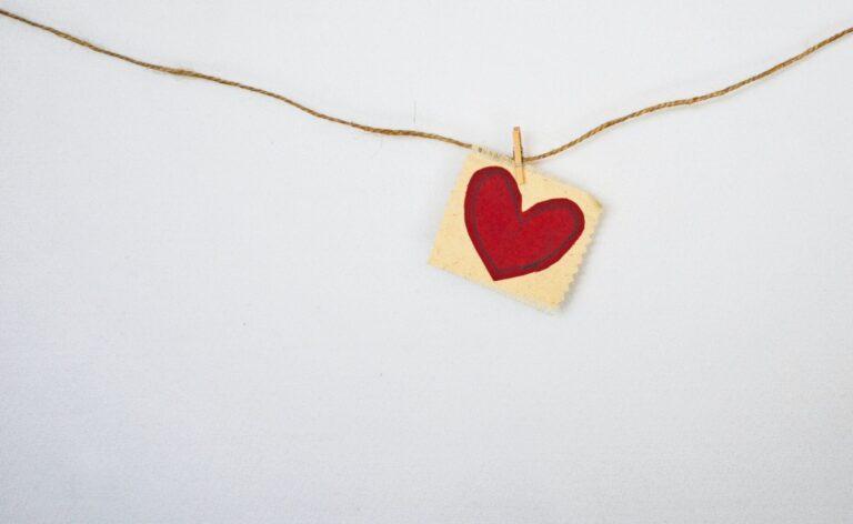 El amor en agradecimiento hacia Isa Cañelles
