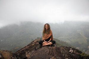 4 síntomas de la meditación