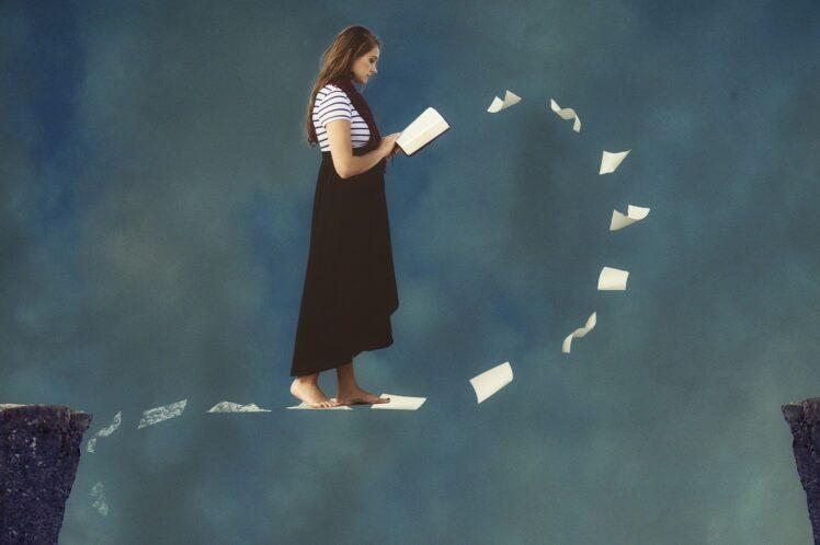 atraviesa la barrera de tu miedos al escribir